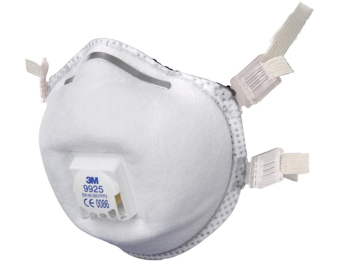 3m mascherine carboni attivi