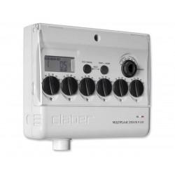 CLABER PROGRAMMATORE ELETTONICO MULTIPLA AC 220/24V LCD