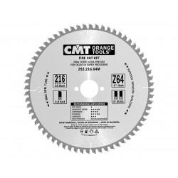 CMT LAMA CIRCOLARE PER LEGNO D.160 SP.2.6 F.20 DENTI 40