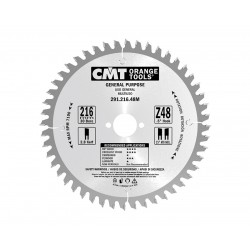 CMT LAMA CIRCOLARE PER SEGHE PORTATILI D.190 SP.2.6 F.16 DENTI 24