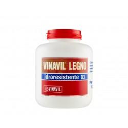 VINAVIL LEGNO IDRORESISTENTE D3 KG.1