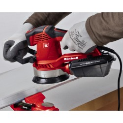 EINHELL LEVIGATRICE ROTORBITALE 400W MM.125    TE-RS 40 E