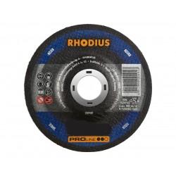 RHODIUS DISCO ABRASIVO PER ACCIAIO   FTK33M