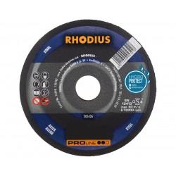 RHODIUS DISCO ABRASIVO PER ACCIAIO   XT67