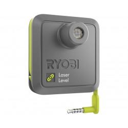 RYOBI LIVELLA LASER PER SMARTPHONE CON TREPPIEDE RPW-1650