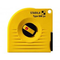 STABILA ROTELLA METRICA ACCIAIO/POLIAMMIDE BM50/P MT.20
